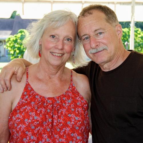 Susan Van Aalten and Ed Van Aalten